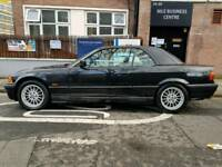 BMW E36 Side Skirts Black Coupe Convertible