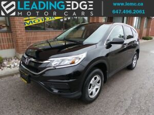 2015 Honda CR-V LX ECON, back up camera, heated seats