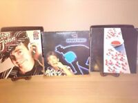 Paul McCartney and Elton John Vinyl Albums