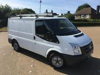 FORD TRANSIT T280S PANEL VAN COMMERCIAL VAT 24K LOW MILEAGE 61 REG FSH HPI CLR BARGAIN WORK VAN
