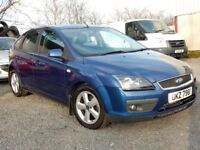 2008 ford focus climate 1.6 petrol with only 58000 miles, motd dec 2018 all cards welcome