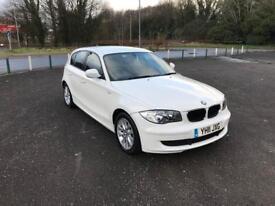 2011 BMW 118D 1 SERIES 2.0l DIESEL