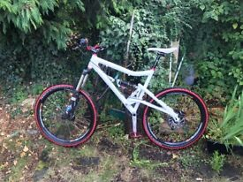 Sell bike santa cruz