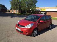 2010 Nissan note 1.5dci £30 road tax build in satnav 12 months mot/3months warranty