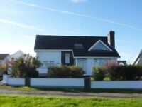 Stunning 6 bed house for sale with sea views, 1.5 miles from beach in beautiful West Wales!