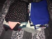 Bundle of clothes (6,8,10 and some 12,14)