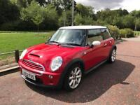 MINI COOPER S R53 * STUNNING CONDITION * FULL LEATHER * MOT * LOW MILEAGE * SERVICE HISTORY