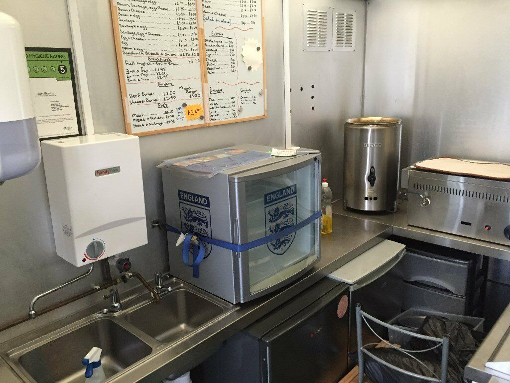 Ifor Williams Trailer Converted into Catering Trailer - Excellent Condition