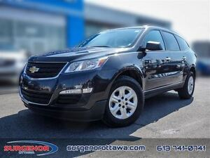2016 Chevrolet Traverse AWD LS  - $208.23 B/W