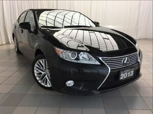 2013 Lexus ES 350 Technology Package: 1 Owner, Navigation.