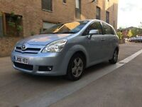 2006 │Toyota Corolla Verso 2.2 D-4D T3 5dr│ONE YEAR MOT