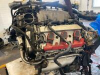 AUDI S5 ENGINE CREC 30 000 MILES COMPLETE