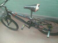 Bmx hood bike