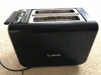 Bosch TAT8613GB 2 Slice Toaster Used in Full working order