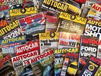 Autocar Magazines