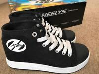 Like New in Box Heelys X2 in Black Perfect for Christmas Present