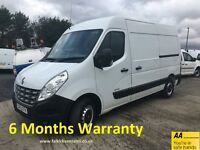 Renault Master 3.5T FWD 2.3 MM35DCI 125