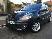 RENAULT CLIO 1.4,2006-REG,IDEAL FIRST CAR DRIVES VERY WELL