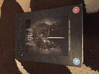 Game of thrones season 1+2