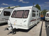 2002 Elddis Odyssey 505/5 Including Full Awning.