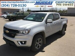 2017 Chevrolet Colorado Crew Cab Z71 4WD *Wifi* *Backup Cam* *He