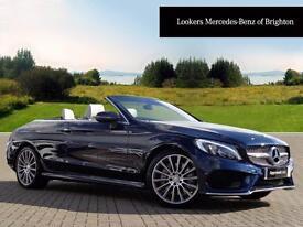 Mercedes-Benz C Class C 250 D AMG LINE PREMIUM PLUS 2017-03-01