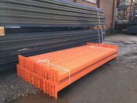 JOBLOT DEXION pallet racking excellent condition. ( pallet racking , industrial storage )