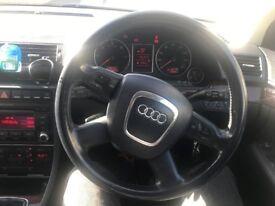 Audi A4 1.9 TDI SE, 97k, would part-ex for LWB van