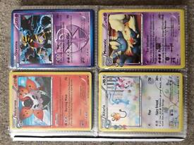 Pokemon shiny cards