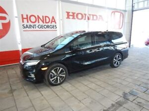 2018 Honda Odyssey EDITION TOURING CUIR TOIT DVD