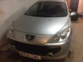 Peugeot 307- 2005 - spear or repair