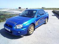 Subaru Impreza AWD (NON TURBO)