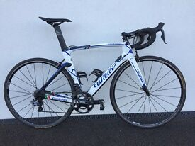 """2016 Wilier Cento 1 Air with Ultegra Di2 - Size Medium 54"""""""