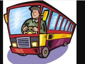 Bus Coach driver