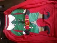 Boys Christmas top aged 5yrs -
