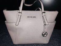 Grey Michael Kors Handbag