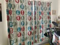 John Lewis children's blackout curtains