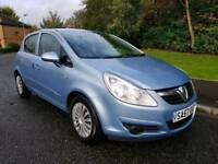 2007 57 VAUXHALL CORSA 1.4 CLUB 5 DOOR * LONG MOT JULY 2018 *
