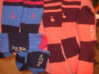 Jack Wills University Outfitters Over the Knee Socks