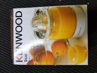 NOW SOLD Kenwood Juicer