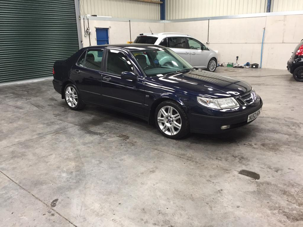 2003 Saab 95 linear 2.0t automatic outstanding!! Conditioning!!delivery available!!!!