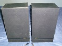 Bush Speakers (MS726) for used with hi-fi, stereos etc.