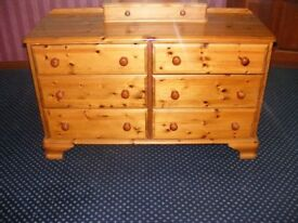 6 Drawer Dresser Avaliable for sale Alloa - Collection only