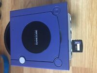 Nintendo GameCube console only
