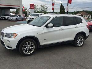 2012 BMW X3 xDrive28i, NAVI, PAN