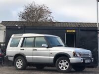 ★ 02 LAND ROVER DISCOVERY 2 TD5 GS AUTO + 7 SEATER + LOW 108K + LONG MOT + AUTOMATIC + 7 SEATS ★