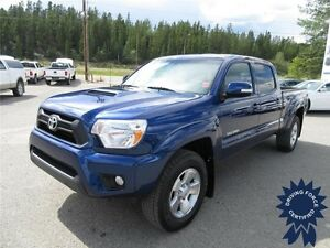 2015 Toyota Tacoma TRD, 4.0L V6, 4WD Double Cab, 17,107 KMs