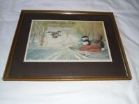 LIMITED EDITION Duck Print by Michael Warren