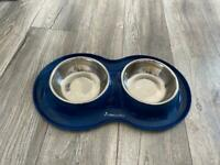 Pet dog cat bowl