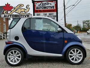 2005 smart fortwo coupe Passion